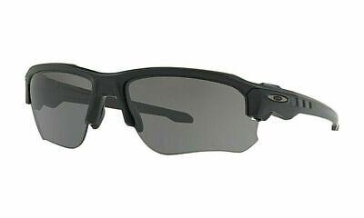 Oakley SI Speed Jacket OO9228-02 Matte Black / Gray Polarized  67mm (Speed Sunglasses)