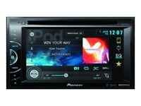 Pioneer AVH-X3500DAB CD/DVD Tuner with 6.1 inch Touchscreen