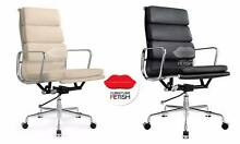 Soft Pad High Back Management Office Chair - Eames Reproduction Nerang Gold Coast West Preview