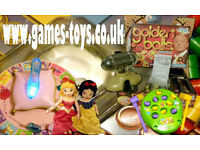 Childrens Games & Board Games Large Quantity all complete