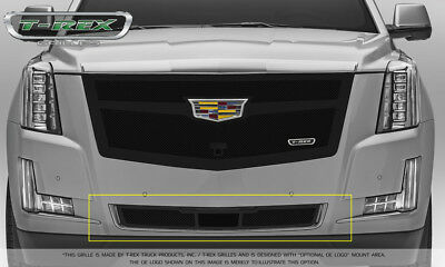 Bumper Grille Insert-Base T-Rex 52189 fits 2015 Cadillac Escalade