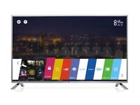 """42"""" SMART WebOS LEDTV (backlid) FULL HD (+ MAGIC REMOTE) purch. May 2015. Perfect, normal use signs"""