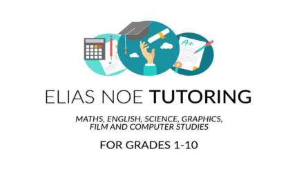Tutor - English, Maths, Science and More - Grades 1 - 12