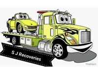 Recovery services and all Car Breakdown from £30
