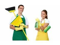 Cleaning services and carpet cleaning