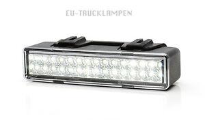 LED RÜCKFAHRLEUCHTE RÜCKFAHRSCHEINWERFER - 12 ODER 24V - 146,5x32,8 mm - 30 LED