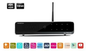 Weekly Promo! ORIGINAL HIMEDIA Q10 PRO 4K H.265 TV BOX HI3798CV200 QUAD-CORE 64BIT ARM CORTEX A53 CPU 2GB/16GB EMMC FLAS