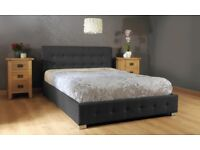 Single Bed (HARDLY EVER USED )