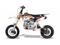 Slam MXR 140cc pit bike