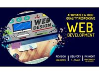 Affordable Website Design/ Freelance Web Developer/ Graphic & Logo Design/ WordPress/ E-commerce.