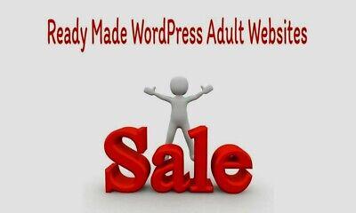 Porn Affiliate Site - Wordpress Adult Teen Website Premium Wp-script Theme