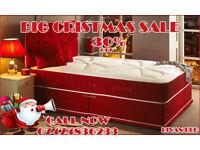 TOP SELLING CRUSHVELVET DIVAN BED SET fv