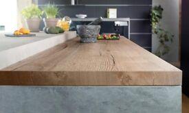 Worktop - Egger natural oak 4m length 40mm worktop