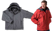 Mens 3 in 1 Jacket Medium