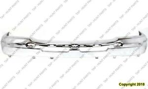 Bumper Front Chrome With Bracket [2003-2006] Chevrolet Silverado