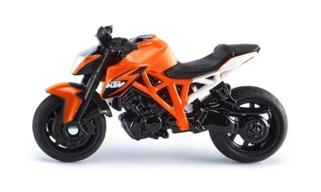 Siku 1384 KTM 1290 Super Duke R Motorbike Bike New Diecast