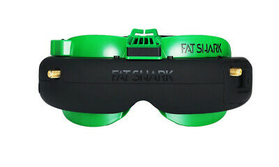 Fatshark Attitude V5 OLED FPV Goggles 5.8Ghz True Diversity RF Support DVR