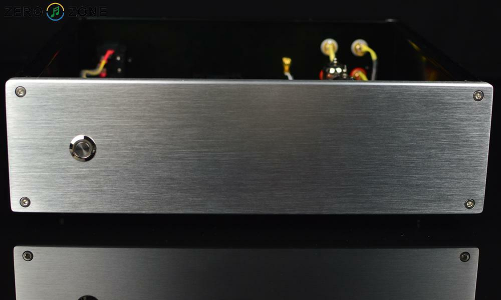 Hiend MM Riaa 12AX7 Tube Phono amp base on Ear 834 Turntables preamp    L12-37
