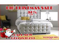 FLORENCE BED IN COMPETION PRICE/SINGLE BED FRAME ONLY A