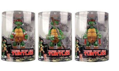 Ninja Turtle Colors (NECA 3pcs Set TMNT TEENAGE MUTANT NINJA TURTLES 5