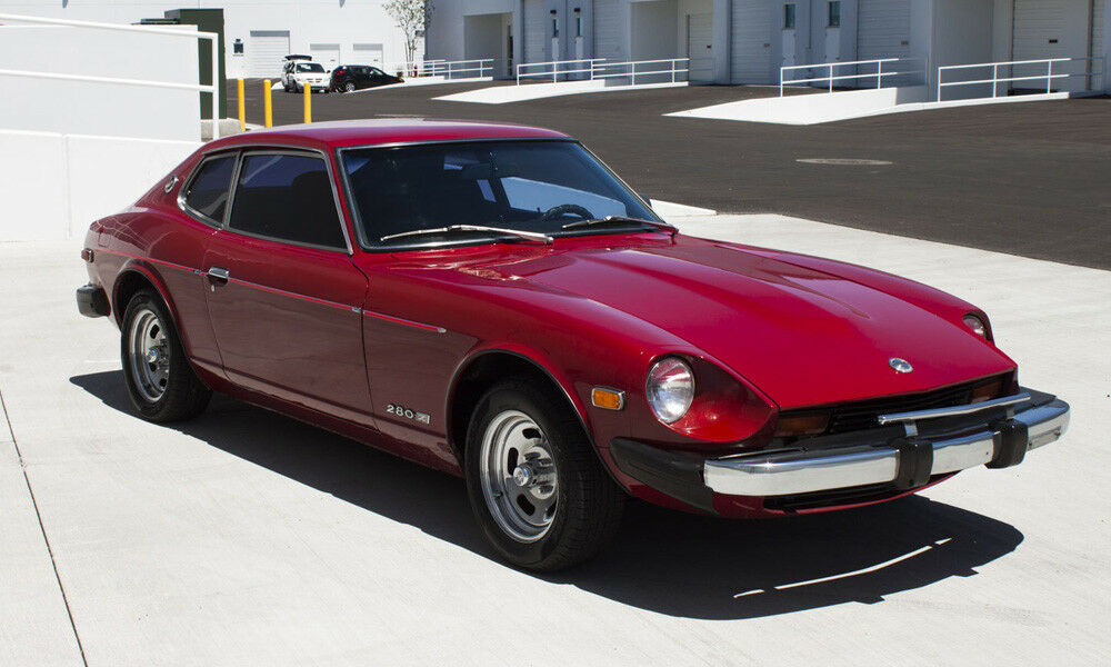 1975 Datsun Z-Series 280Z 2+2 1975 Datsun 280Z 2+2