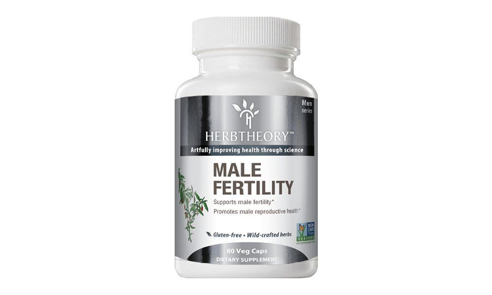 Pastillas Fertilidad - Aumenta Volumen Y Calidad De Esperma Espermatozoides