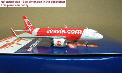 Gemini Jets 1 400 Air Asia A320 Neo 9M Aga Gjaxm1616 Diecast Metal Plane