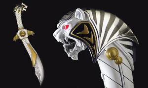 Mighty Morphin Power rangers Legacy Saba Sword talking Saber megazord NEW sealed
