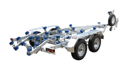 Boat Trailer - 6 Metre - New - Galvanised - Warranty Chevallum Maroochydore Area Preview