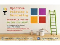 Spectrum painting & decorating