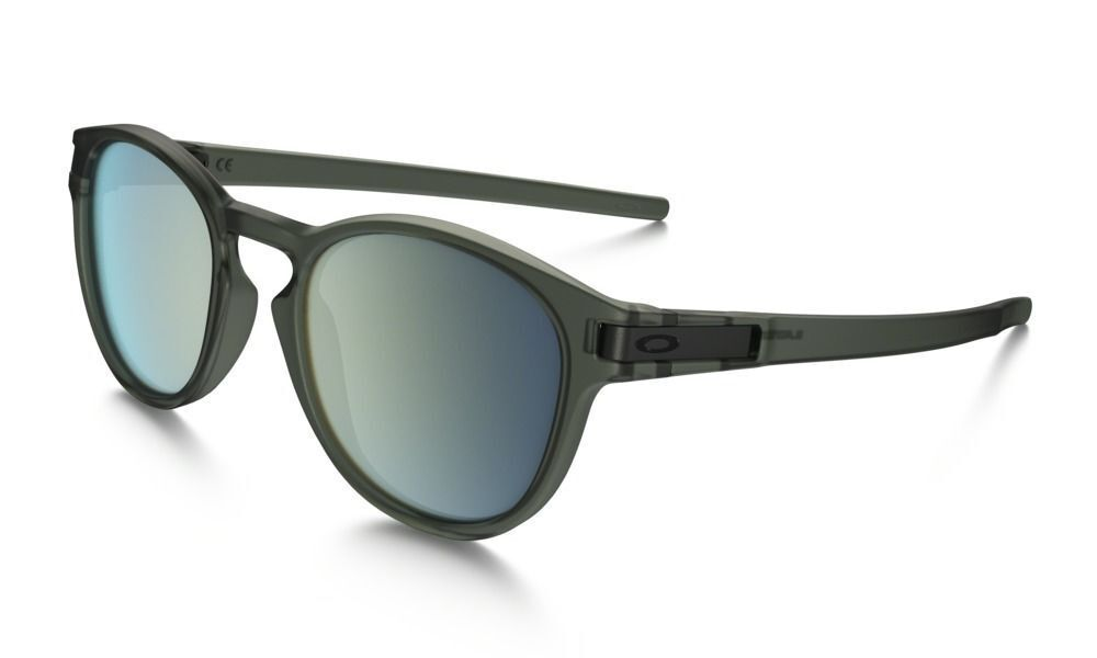 Oakley Shades Latch Matte Olive Ink Emerald Iridium glasses Skateboard Surf Bmx Sunglasses FREE POST eyewear