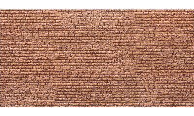 Neu 250 X 125 mm Mauerplatte Muschelkalk Faller 170620