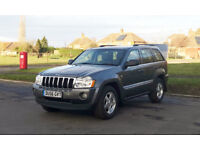 JEEP GRAND CHEROKEE LIMITED CRD 3.0L 4 X4 (NEWER SHAPE)