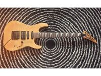 Jackson SL3 Soloist with Kahler signed by Devin Townsend