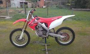 2013 CRF250R Manoora Clare Area Preview