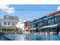 Part-Time Spa Receptionist- The Lido Bristol