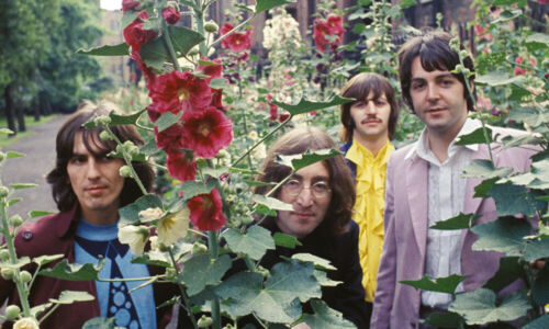The Beatles 24x36 rolled Poster