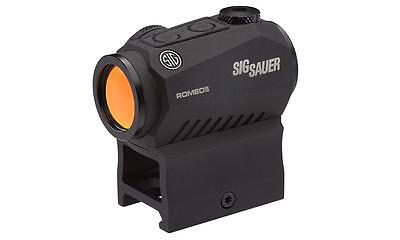 Sig Sauer Romeo5 1X20mm Compact Red Dot Sight 2 Moa