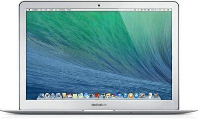 """Apple MacBook Air 13.3"""" 1.6 GHz Core i5, 4GB RAM, 128GB SSD MJVE2LL/A -2015(030)"""