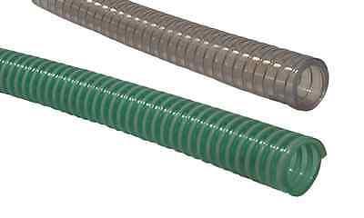 Saugschlauch Spiralschlauch Stahlspiralschlauch Made in Germany