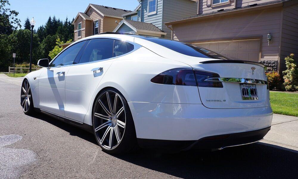Tesla Model X Air Suspension Evolution Abaissement Kit//Liens//Liens