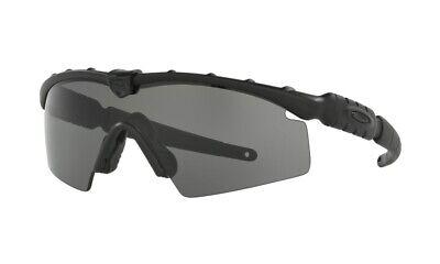 New Oakley 9047 11-186 St BALLISTIC M FRAME Black Sunglasses 2.0 Safety (Oakley M Frame Safety Glasses)