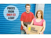 Ezeey Storage - Safe, Secure Self-Storage Leicester