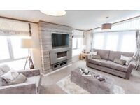 2 BEDROOM LUXURY LODGE FOR SALE IN THE YORKSHIRE DALES near WINDERMERE, NORTH YORKSHIRE