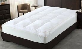 DICKENS LUXURY GOOSE FEATHER & DOWN MATTRESS TOPPER King