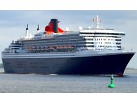 Cruise Hamburg > Southampton for 2 persons