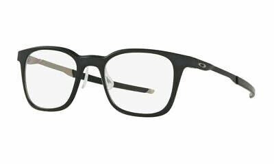 Oakley Rx Brille OX8103-0149 Stahl Line R Satin Schwarzer Rahmen [49 19 140] Neu