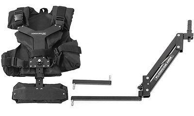 Flowcam Arm Vest for Flowcam Stabilizers Steadycam Steadicam Videocamera DSLR
