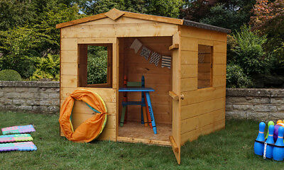 Buttercup Wooden Outdoor Play House Playhouse Wendyhouse *NEW!!*