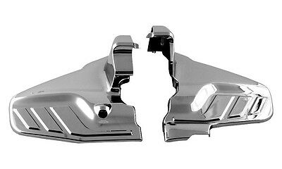 Chrome Engine Side Covers for Honda GL1800 Goldwing 2012 and Newer  (45-1695)